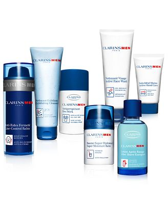 Clarins for Men Skincare Collection