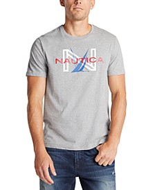 Men's Dueling J-Class Logo Graphic T-Shirt, Created for Macy's