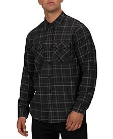 Men's Spitfire Plaid Shirt
