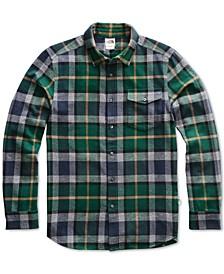 Men's Arroyo Regular-Fit Plaid Flannel Shirt