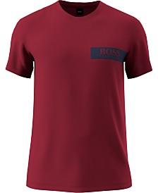 HUGO Men's Cotton Logo T-Shirt