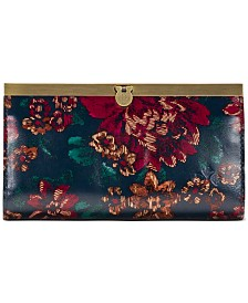 Patricia Nash Fall Tapestry Cauchy Wallet