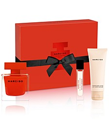 3-Pc. Narciso Rouge Eau de Parfum Gift Set