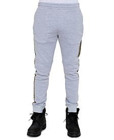 Men's Side Stripe Joggers