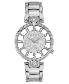 Women's Kirstenhof Stainless Steel Bracelet Watch 36mm