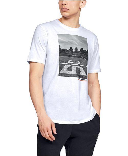 Under Armour Men's Photo-Graphic T-Shirt