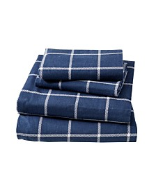 Great Bay Home Extra Soft Printed Queen Sheet Set