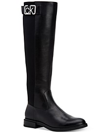 Women's Ada Wide Calf Tall Boots