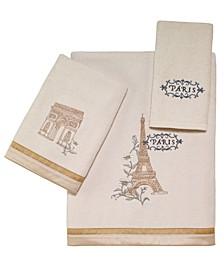 Paris Botanique Bath Towel Collection