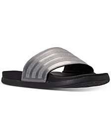 Women's Adilette Comfort Slide Sandals from Finish Line