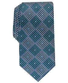 Perry Ellis Men's Bodwell Check Tie