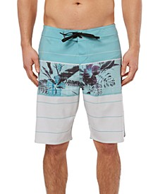 "Men's Superfreak Fiori 20"" Board Short"