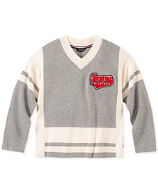 Tommy Hilfiger Big Girls Ivy League Sweater