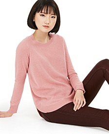 Cashmere Crewneck Sweater, Created for Macy's
