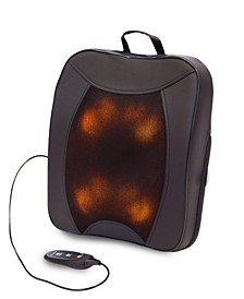 Back Pleaser Plus Kneading Massager with Heat Therapy