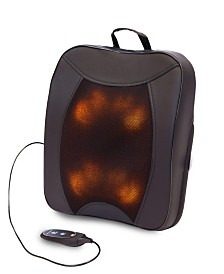Daiwa Felicity Back Pleaser Plus Kneading Massager with Heat Therapy