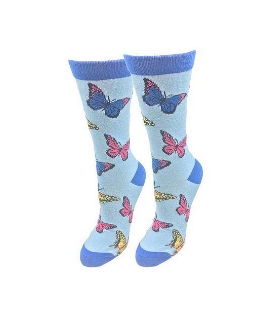Sock Harbor Butterfly Socks