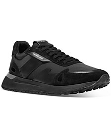 Men's Miles Lace-Up Sneakers