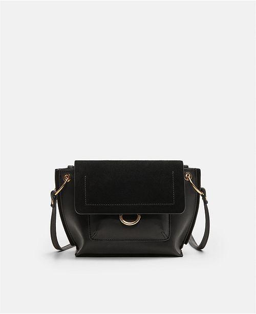 Ring Flap Bag