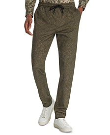 Men's Tapered Geo Drawstring Pants