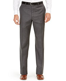 Men's Classic-Fit UltraFlex Stretch Solid Dress Pants