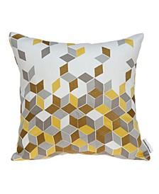 Suki Contemporary Multicolor Pillow Cover