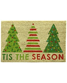 "Tis The Season 18"" x 30"" Doormat"
