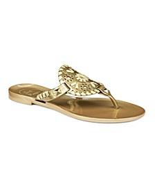 Georgica Jelly Sandals