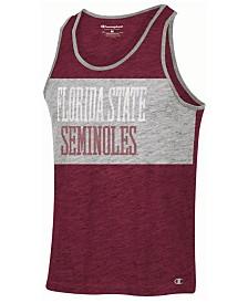 Champion Men's Florida State Seminoles Colorblocked Tank