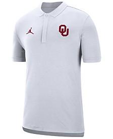 Jordan Men's Oklahoma Sooners Coaches Polo