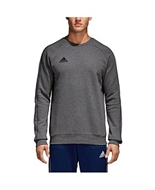 Men's CORE18 Soccer Sweatshirt with Piping Detail