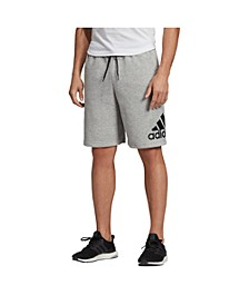 """Men's Badge of Sport 10"""" French Terry Short"""