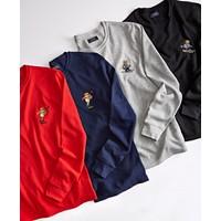 Macys deals on Polo Ralph Lauren Men's Ski & Rugby Bear Waffle Pajama Shirt