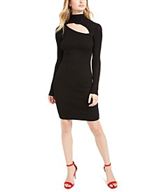 Zemira Cutout Sweater Dress