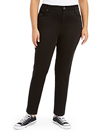 Trendy Plus Size Skinny Pants