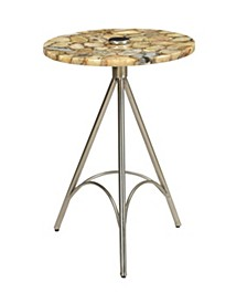 Orlene Round Accent Table, Quick Ship
