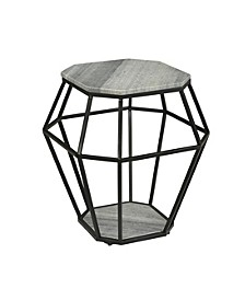 Pendeen Accent Table, Quick Ship