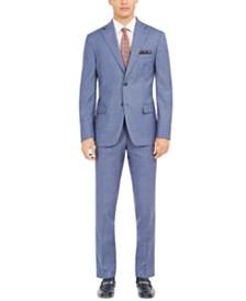 Tallia Men's Slim-Fit Plaid Suit Separates