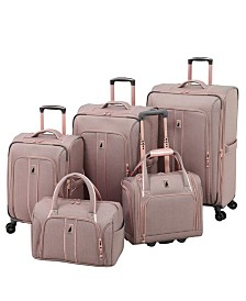 London Fog Newcastle Softside Luggage Collection