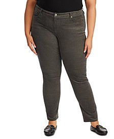 Plus Size Corduroy Pants