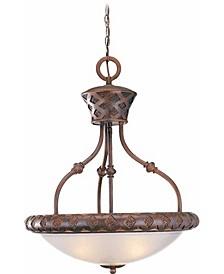 Alexandria 3-Light Hanging Pendant