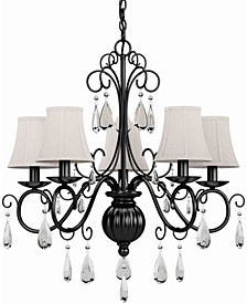 Ava 5-Light Hanging Chandelier