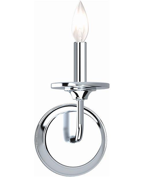 Volume Lighting Aria 1-Light Bathroom Vanity Wall Sconce or Wall Mount