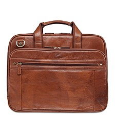 Arizona Collection Double Compartment Laptop/ Tablet Briefcase