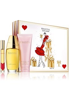 Limited Edition 3-Pc. Beautiful Romantic Destination Gift Set
