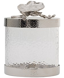 White Orchid Extra Small Canister
