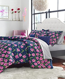 Rose Garden Full/Queen Comforter Set