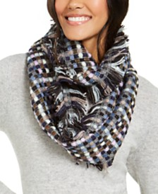Echo Basket Weave Loop Scarf