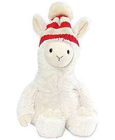 Baby Boys or Girls Lionel Llama Plush