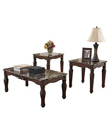 Ashley Furniture North Shore Table Set of 3